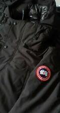 Canada Goose Sanford Parka Jacket Winter Coat Black Large RRP £850 BNWT