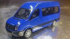 * Herpa Vans  049948-002  VW Crafter High Roof, Ultramarin Blue 1:87 Scale