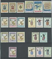 """Portuguese India Stamps 