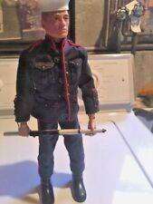 1 Original 1960s GI Joe Action Figure - Marine and Marx Stonewall SmithSoldier-