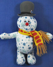 "Frosty The Snowman 15"" Snowflake Plush Doll Toy Factory Toys"