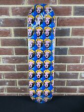 Andy Warhol XAlien Workshop Iconic Collection MARILYN MONROE Skateboard RARE NEW