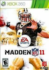Madden 11 Xbox 360 COMPLETE