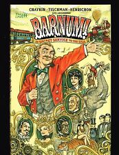 Barnum #1 ~ In Secret Service to the USA / HC ~ 2004 (9.2) WH