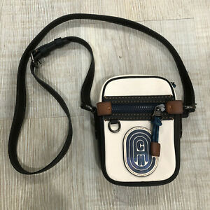 Coach Dylan 10  Crossbody 69307 Leather Purse - Excellent Condition