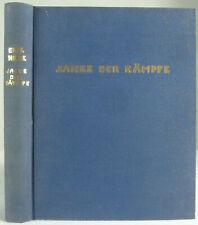 Emil Nolde,  Jahre der Kämpfe,  1934. Erstausgabe  // Sulamith Wülfing