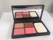 NARS BLAME IT ON NARS CHEEK PALETTE BLUSH BRONZING POWDER MINI ITA KABUKI BRUSH