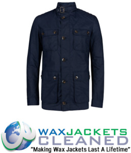 Clean & Rewaxing Service for Ted Baker Wax Jackets All Makes All Sizes / Colours