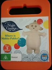 In the Night Garden - Where Is Makka Pakka? - DVD