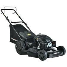 PowerSmart 22 in. 3-in-1 200cc Gas Walk Behind Self Propelled Lawn Mower PSM2022