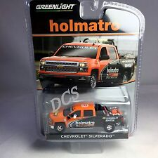 GREENLIGHT CHEVY SILVERADO HOLMATRO SAFETY TEAM W/ HOLMATRO EQUIPMENT 1/64 29903