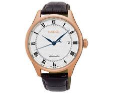 Seiko Mechanical Silver Band Wristwatches