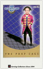 Babylon 5 Profile Trading Card THE PROP CAGE Subset PC10 Londo Doll