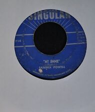 HEAR IT TEEN Sandra Powell Singular 714 Next Thing To Paradise and My Jimmie