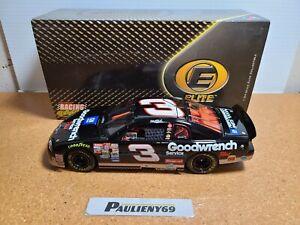 1999 Dale Earnhardt Sr #3 GM Goodwrench Service Plus RCCA Elite 1:24 NASCAR MIB