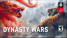 World Of Tanks Dynasty Wars / Only NA server offer / WOT