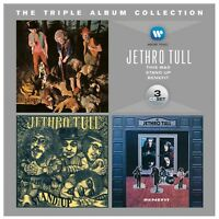 JETHRO TULL - THE TRIPLE ALBUM COLLECTION 3 CD NEW!