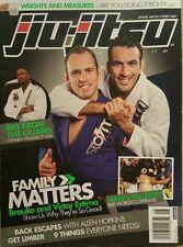 Jiu-Jitsu Magazine Stephen Hall Braulio & Victor Estima  Aug 2014 FREE SHIPPING!