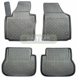 Design-3D-TPE-Gummifußmatten für VW Volkswagen Caddy Maxi Cargo 2K Facelift Kas3