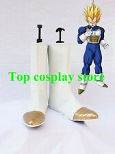 Dragon Ball Cosplay Shoes Vegeta Pointed Toe Boots shoes #DB006