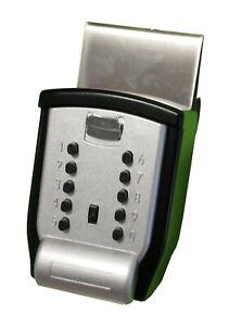 Car Key Keysafe Lockbox Window Mount Auto Combination Remote Handover Dealership