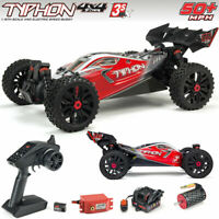 V2 2019 Arrma Typhon 3S BLX Brushless RTR Ready To Run RC 1/8 Scale 4WD Buggy