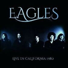 EAGLES-LIVE IN CALIFORNIA 1980-IMPORT 2 CD Ltd/Ed G27