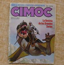 Cimoc, Comic / Revista, número 16, Junio 1982, Norma Editorial, Para Adultos