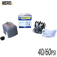 "40/60psi, Square D, Water Pump Pressure Switch, #9013FSG2 1/4""FPT, SQ-D"