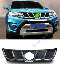 ABS Front Bumper Middle Grille Grill Vent Hood Fit j For Suzuki Vitara 2016
