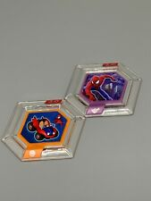 Disney Infinity 2.0 - Spider-Man - Spider Buggy & Spidey Streets Power Discs-LOT