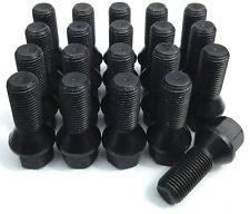 DISTANZIALI RUOTA 15mm bulloni OE PER SKODA OCTAVIA 5x112 57.1 Mk2 04-13 2
