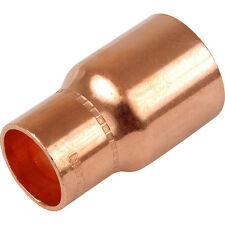 25x NEW copper fitting reducer 22mm x 10mm, male x female, water, gas, plumbing