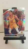2020-21 Panini Prizm Draft Picks TYRESE HALIBURTON Silver RC Rookie Card # 50