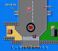 Bump N' Jump - NES Nintendo Fun Game