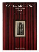 Carlo MOLLINO Italian Design Book 1950's Mid Century Modern Eames Gio Ponti Rare
