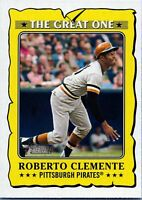 The Great One Roberto Clemente ~ 2021 Topps Heritage ~ You Pick!