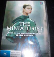 The Miniaturist (Based On Novel By Jessie Burto) (Australia Region 4) DVD – New