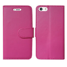 FOR APPLE IPHONE 6 & 6S LEATHER WALLET FLIP BOOK OPENING STYLE PHONE CASE COVER