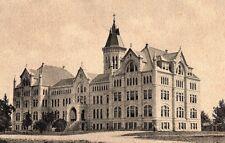 C.1900 St. Edward's College, Austin, Texas Postcard P132
