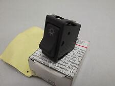 VW Seat Schalter Licht Lichtschalter switch original SE028952700V NOS