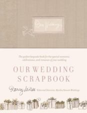 Our Wedding Scrapbook by Darcy Miller (2004, Hardcover)