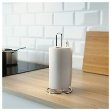 Kitchen Roll Holder Steel Chrome Kitchen Towel Paper Dispenser Free Standing New