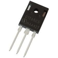 Infineon idw12g65c5 SIC-Diode 12a 650v Silicon Carbide Schottky d1265c5 855236
