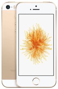 iPhone SE - Unlocked (CDMA + GSM) - 64GB - Gold - Excellent