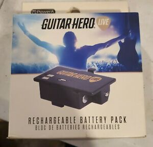 New! Guitar Hero Live Rechargeable Battery Pack XBOX One & 360 PS3 & PS4