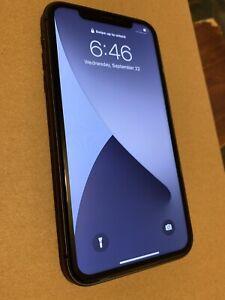 Used Black Apple iPhone 11 128GB Verizon Clean ESN Unlocked