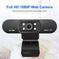 Online Unterricht Aufruf von Video USB Kamera Webcam Computer Webcam HD 1080P