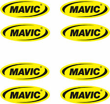 STICKER MAVIC RIMS RUEDAS LLANTA CARBON SL AUFKLEBER ADESIVI SSC WHEEL BIKE