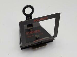 Rare - Singer Graflex XL Shoe Mount Sports Frame Finder for Medium Format Camera